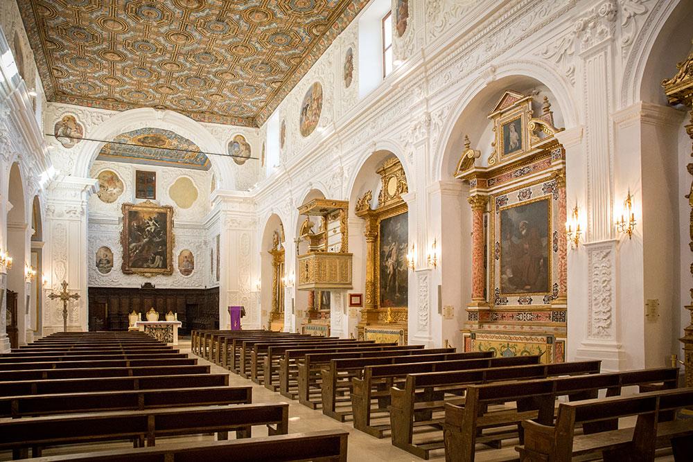 Chiesa monumentale di San Domenico a Taverna