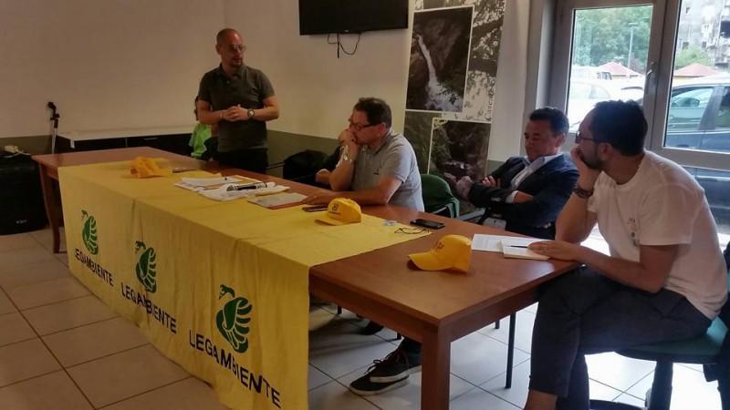 Convenzione Legambiente-Riserva Valli Cupe