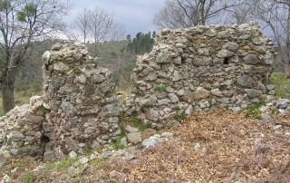 Rovine del monastero Santi Tre Fanciulli