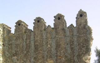Rovine del castello di San Nicola