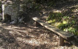 Sentiero Canyon Valli Cupe