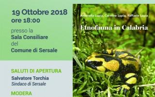 """Presentazione del volume """"Etnofauna in Calabria"""""""