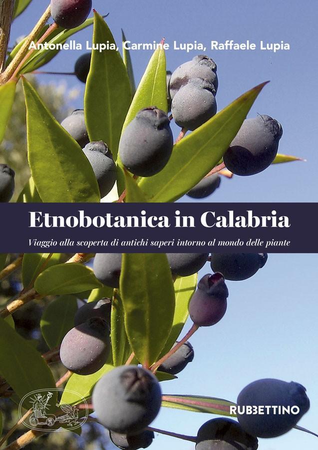 Etnobotanica in Calabria - Copertina