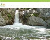 Home page del sito della Riserva