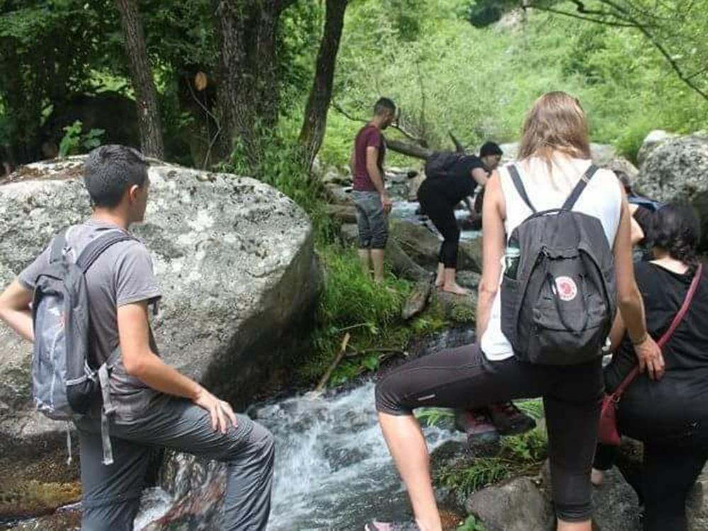 Wild trekking nella Riserva