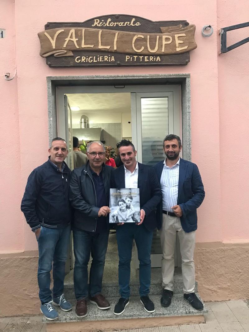 """Inaugurazione della """"Griglieria Valli Cupe"""""""