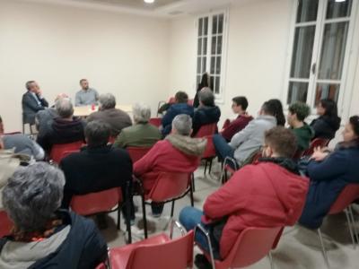 Presentazione dei libri di etnofauna ed etnobotanica a Tirolo
