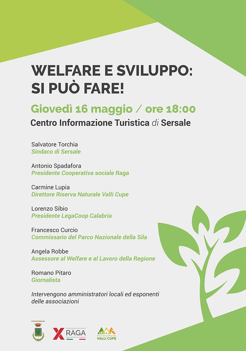 Welfare e sviluppo: si può fare!