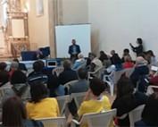 Carmine Lupia partecipa all'incontro