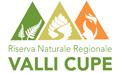 Riserva naturale regionale Valli Cupe Logo