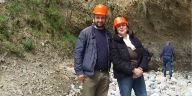 Carmine Lupia e Doris Lo Moro