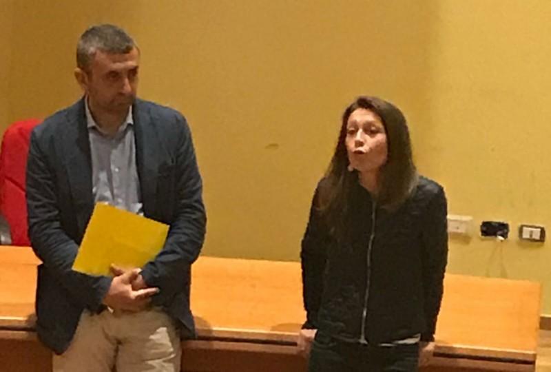 Intervista al direttore Carmina Lupia presso l'Università Cattolica di Milano
