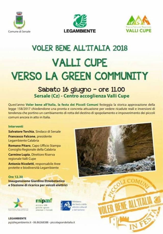 Voler bene all'Italia - Festa dei piccoli comuni