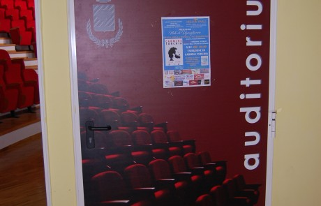 La Porta del parco - Auditorium