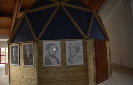 La Porta del parco - Planetario