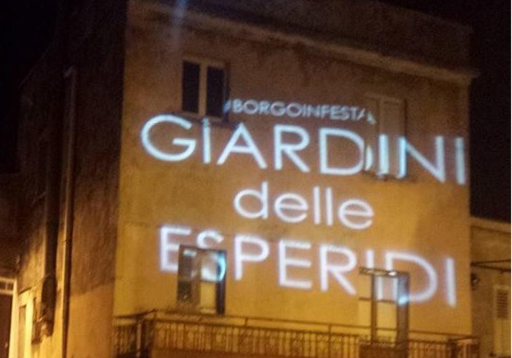 """Festival """"Giardini delle Esperidi"""""""