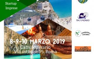 """Locandina dell'evento """"Calabria è"""""""